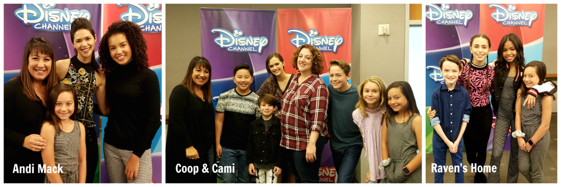 Disney Channel Fall Season Lineup Photo Op