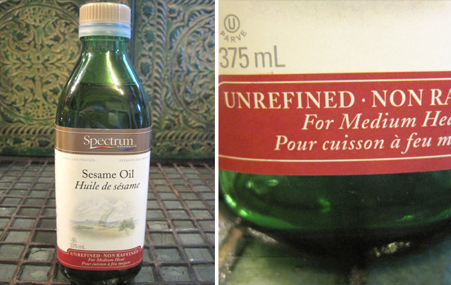 what-type-of-sesame-oil