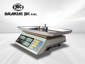 Balanza electrónica comercial Excell AM3 30 kg