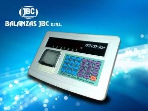 Indicador con mini printer modelo XK3100 A3+
