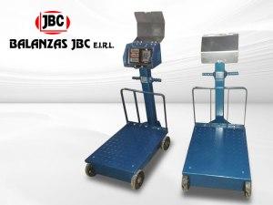 Balanza con ruedas UPA N1
