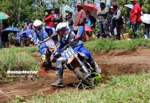 Powertrack Yogyakarta 2017: Sheva dan Dheyo Penuhi Target Ardians MX Team