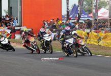 Arianto Tarzan Juarai Race MP 1 Final Motorprix Surabaya 2017, Fitriansyah Kete Juara Region