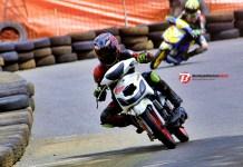 Agus Chikens PJRM Rajai Kelas Matic Road Race Jateng – DIY