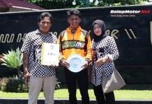 IMI Jateng Award 2017: Prima PP Sandang Grasstracker Pemula Terbaik