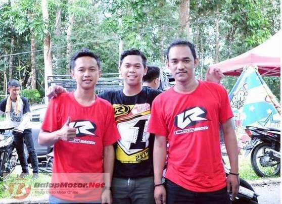 Rangkayo Hitam Racing Team Jambi Siap Panaskan Motoprix Sumatera, Pembalapnya Rizaludin Sidqi & Gery Setiawan