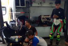 Tercydux Tes Motor di Sentul, Ferlando Herdian Akan Perkuat Honda Bethar ?