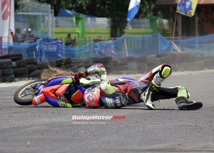 Galeri Video Yamaha Cup Race Medan 2018