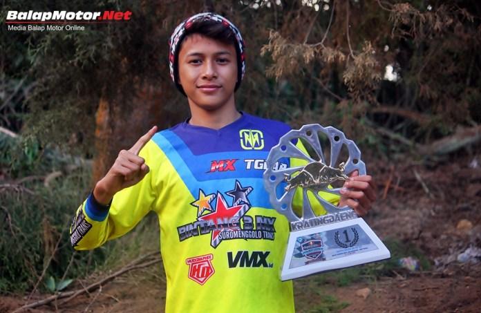 Supercrosser Powertrack Seri 2 (SE85cc): Nakami Juara, Oca Luar Biasa, Sheva Istimewa!
