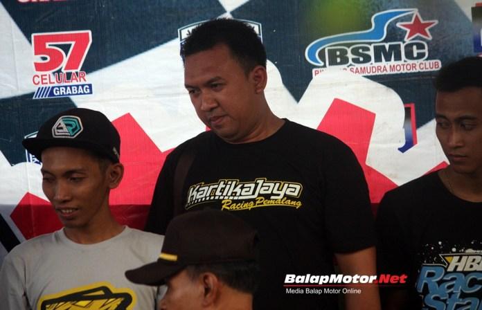 BSMC Dragbike Kajen 2018: Kartika Jaya JRM YB55 Rajanya FU!