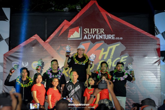 Super Adventure Sukses Kembalikan Memori di Sirkuit Legendaris