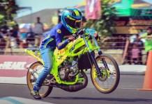 Jelang Dragbike Tulang Bawang Barat: Juara Umum Open Diganjar 1 Unit Sepeda Motor