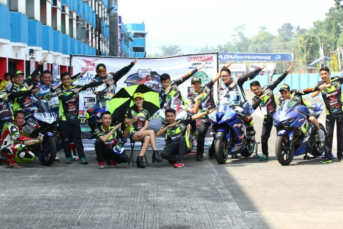 Gelaran YSR 2018 Usai, YROI Digioto Yamalube Racing Team Gelar Syukuran Sederhana