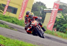 Hasil QTT Kejurnas Motoprix Medan 2018