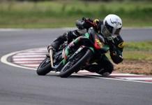 ARRC India 2018: Wahyu Aji Jatuh, MX-King Ahmad Fazli Sham Jawara Race 1 UB150!