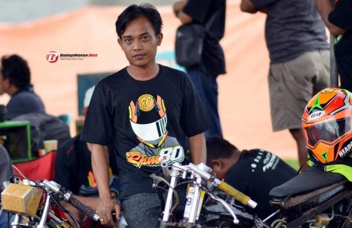 Jelang Drag Bike Kebumen: Perang 7,1 Detik FU 200 di Trek Sijago, Siapa Dapat Lagi?