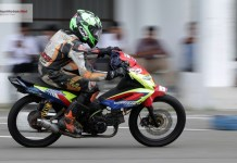 Hasil Kualifikasi Kejurda Balap Motor Honda Sonic IMI Aceh 2018