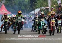 Kelas Sport Jadi Primadona di Poracte Racing Challeng 2018 Ambon, Berikut Hasilnya