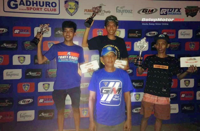 Gadhuro Drag Bike Series 2018: Wildan Kecil Jawara Umum Seeded dan Rajai Ninja STD!
