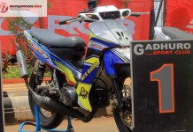 Gadhuro Road Race Mijen 2019: Children Racing Turunkan 5 Underbone 116cc, Perang Sodara!