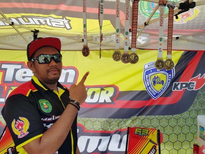 Tim Kutai Timur Hampir Sapu Bersih Medali Emas Porprov VI Kaltim 2018, Berikut Hasilnya