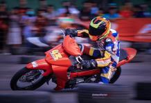 Absen di SCP, Andreas Gunawan dan GGRT Justru Tampil di Final Kejurda Roadrace Lampung, Ada apa?