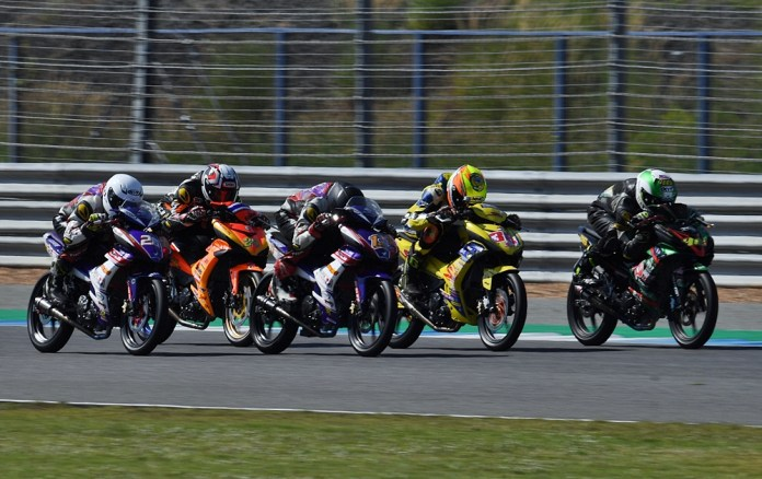 Hasil Race 1 & Standing Point Final ARRC Thailand 2018