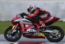 Duel Jelang Finish Dengan AM Fadly, Lady Racer Thailand Jawara Race 2 AP250