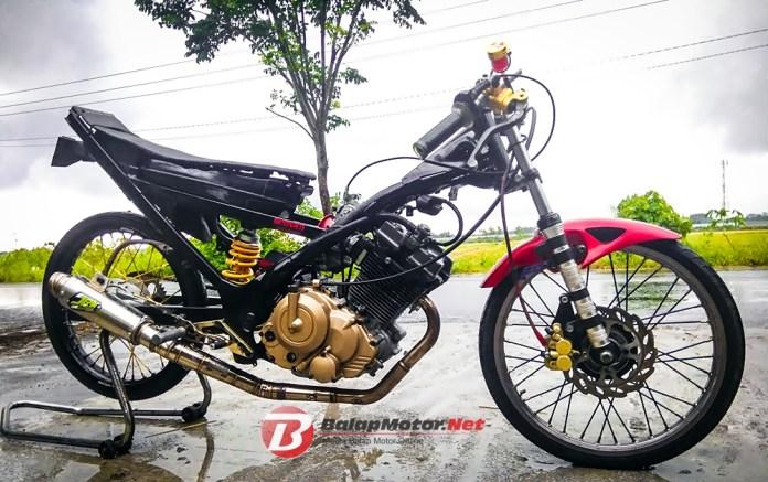Awas FU Porting Ditrajaya Abakura, Siap Tes Karbu Keihin FCR 35 di Magelang