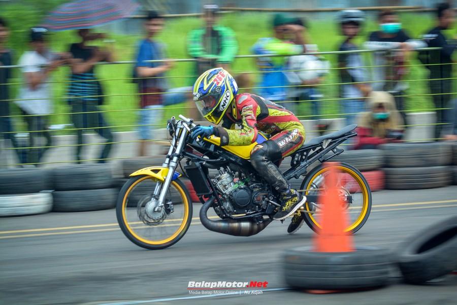 Hasil Bos Best Of Speed Drag Bike Meikarta 19 Januari 2020