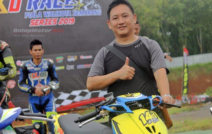 Prepare Motor di Boyolali, Agus Chikens 'Kims Racing Tegal' Justru Borong Podium!