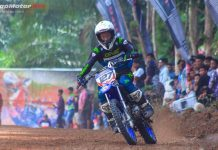 Jelang Grand Final ATP Djarum Super Grasstrack 2019: Galang Fernando Optimis Raih Juara Umum Pemula!