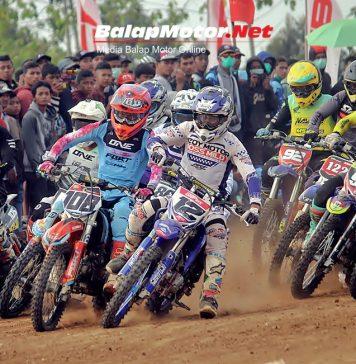 Hasil Kejurnas Grasstrack & Indiel Series Mijen Semarang 15-16 Juni 2019