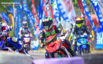 Agenda Balap: Seri 2 Kejurda Road Race Lampung Digelar 20-21 Juli 2019 di Lampung Timur