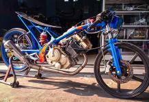 Jelang Drag Bike Miekarta 2019: FU 200 AB Speed Shop Siap Beri Ancaman, Dibesut Dhiba & Robot!
