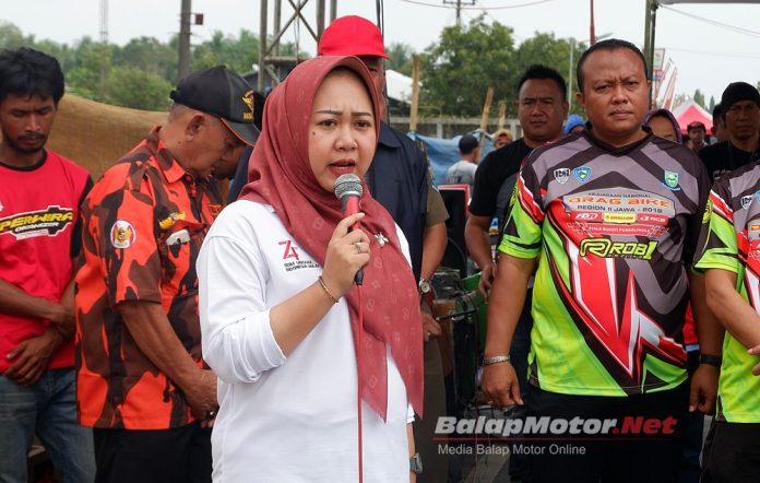 Kejurnas Drag Bike Purbalingga 2019: Dibuka Langsung oleh Bupati, Ada Wacana Bikin Sirkuit!