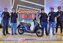 Launching Honda Genio di Rita Mall Disambut Antusias Masyarakat Purwokerto