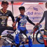 Matic 200 Bank BJB GBU RTP OP27 Jet Up Sapu Bersih Gadhuro Drag Bike Cilacap!