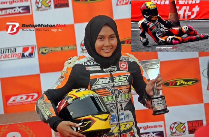 Indomatic Championship: Fisichella Berulah Lagi, Bikin Kesel Laki-Laki!!