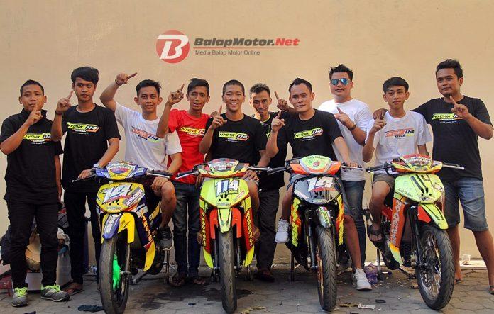 Road Race Cilacap 2019: Bebek Goreng Dimakan Habis Nyonk Motor Ft Madurace!