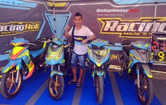 Gadhuro Road Race Blora: Padock Istimewa, Pasukan Racing Hell Pesta Pora!