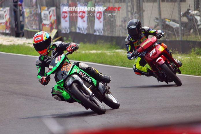 Gass Tipis Championship: Wello Juara, F1ZR H2O Madura Libas Satria!