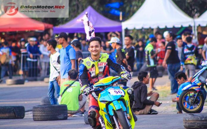Road Race Lampung 2019: Dibesut Ronald Gunawan, 125Z Berkah Sari Karya Masih Tangguh Untuk Dikalahkan!