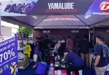 Ada Diskon Sampai Dengan 70% Official Aksesoris & Apparel Yamaha di Final YSR 2019