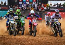 Delvintor Alfarizi (AHRT) Sabet Juara Nasional Motocross MX2 2019
