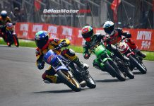 Final Indoclub 2019: Rere Raja Race 1 RX-King Super Pro!