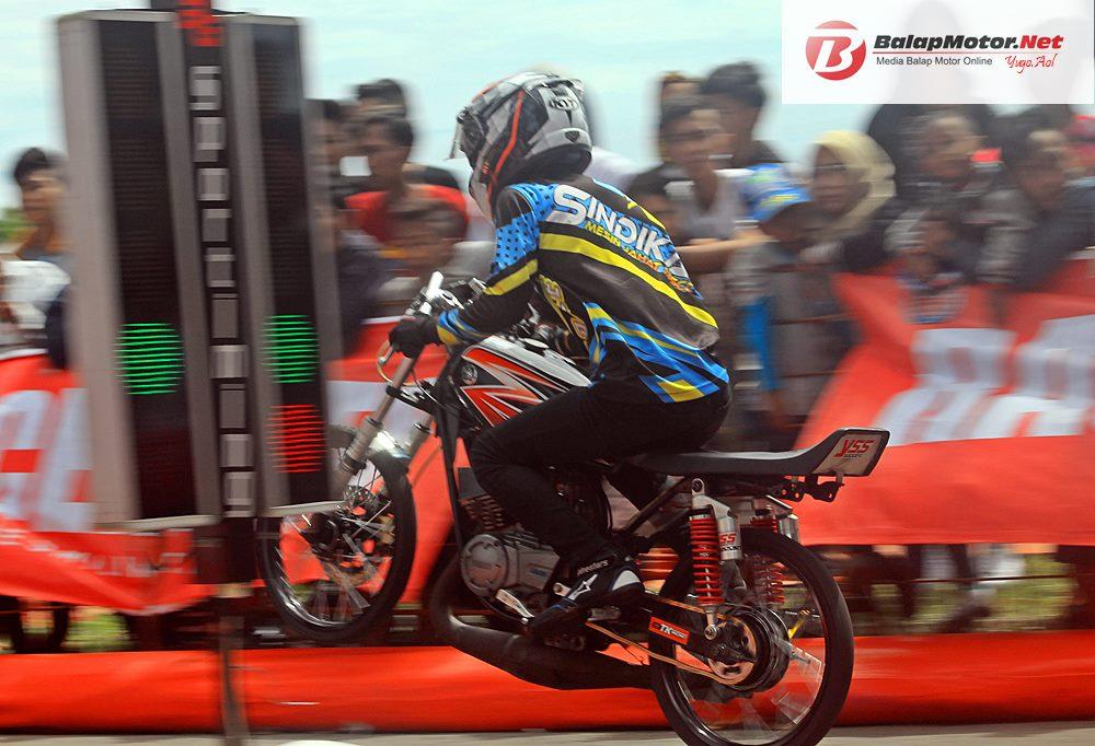 Hasil Lengkap Drag Bike Cilacap 12 Januari 2020