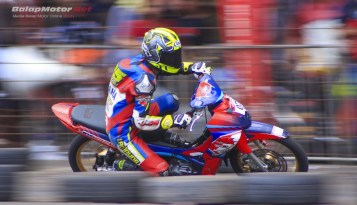 Galeri Foto Best Moment Lampung Speed Roadrace Saburai 14-15 Maret 2020 (7)