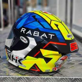 Helm NHK Tito Rabat (1)