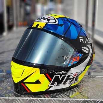 Helm NHK Tito Rabat (2)